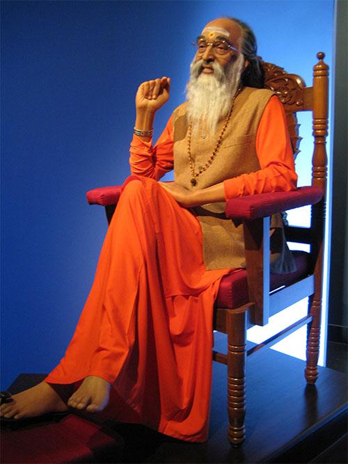 Swami-Chinmayananda-Saraswati, Chinmaya Mission, Chinmaya Cover Story