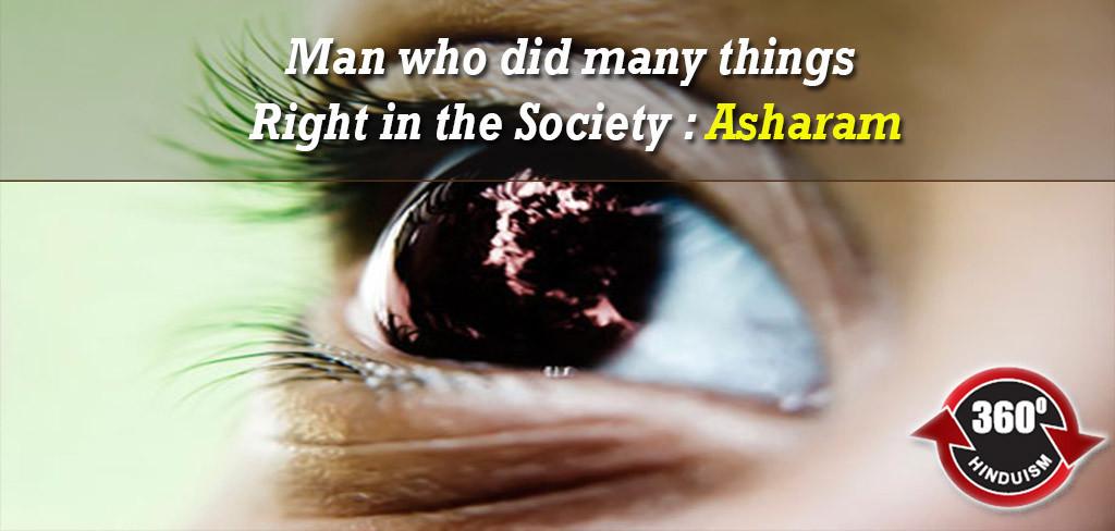 Right things by right man, Asaram bapu Right man, asharam bapu ,