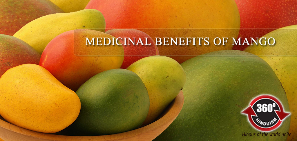medicianl benefit of mango