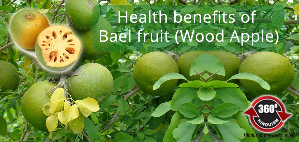 health benefit of bale fruit, wood apple