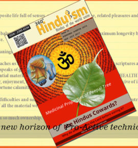 Sixteenth Issue – Ashvina Kartika 2074 OR September October 2017