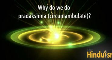 circumambulate hinduism