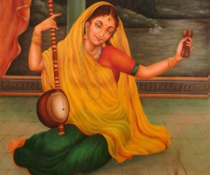Meera Bai - A Gem of Bhakti Movement - 360 Degrees Hinduism